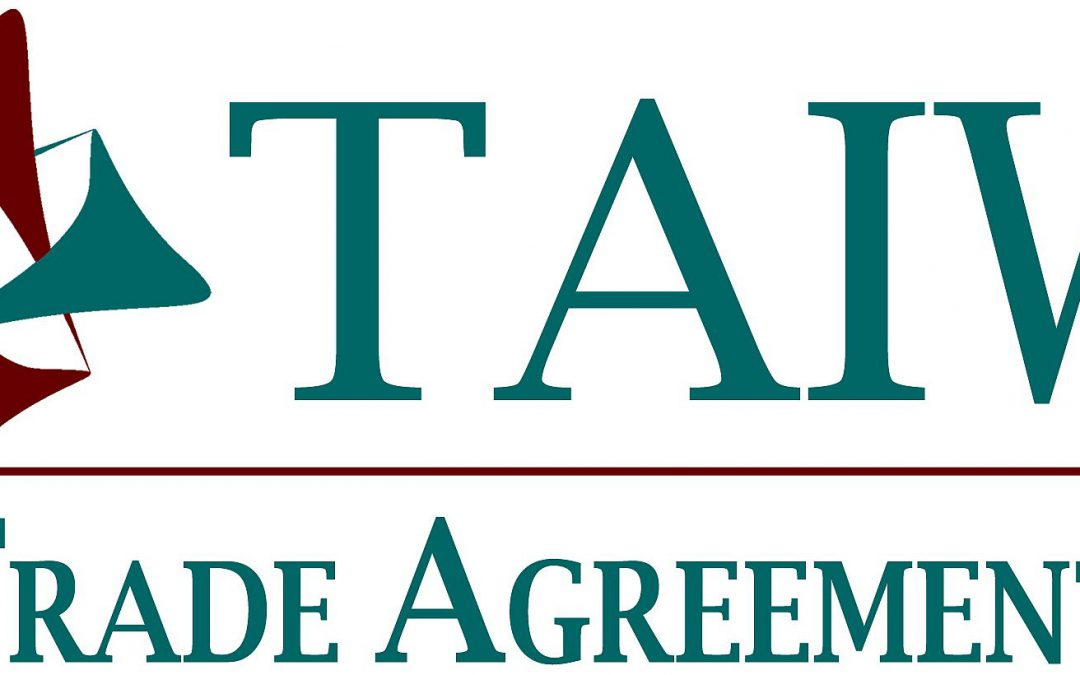 Announcing the US-Taiwan Bilateral Trade Agreement Coalition