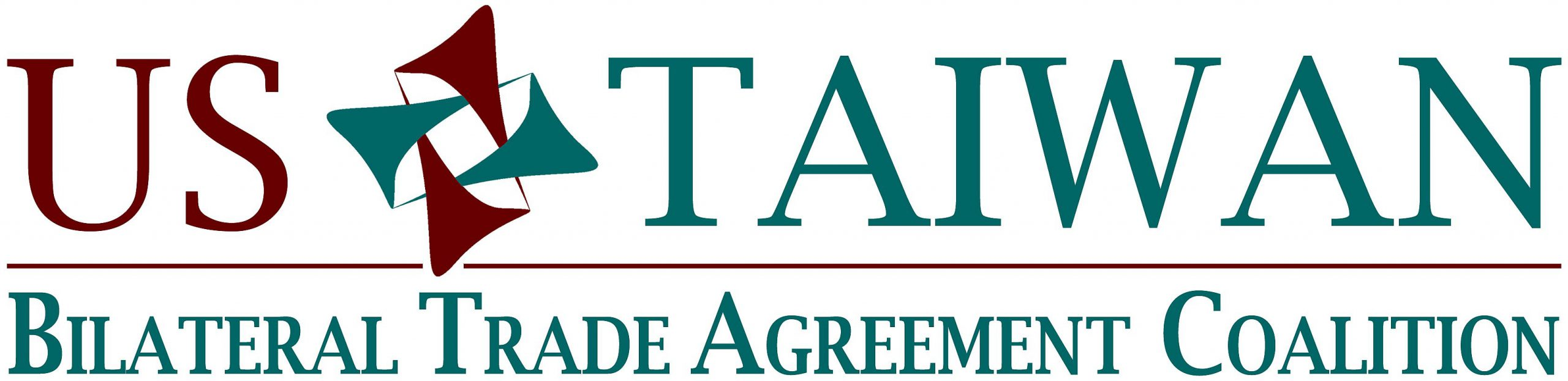 US-Taiwan Bilateral Trade Agreement Coalition Logo