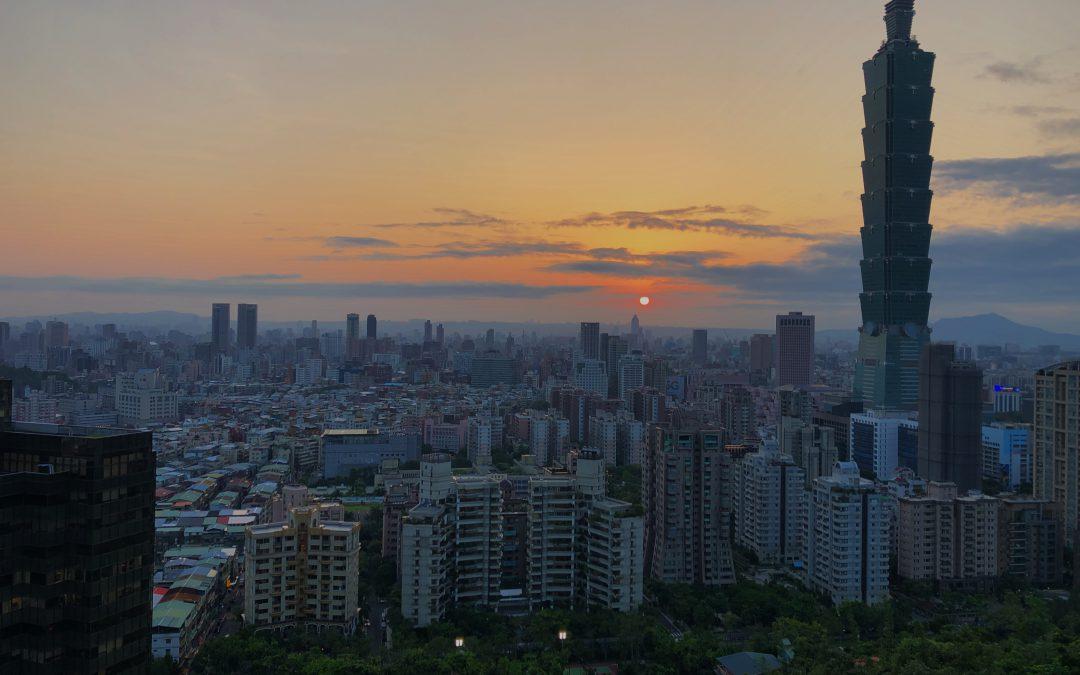 AmCham Taiwan Calls for a U.S.-Taiwan BTA