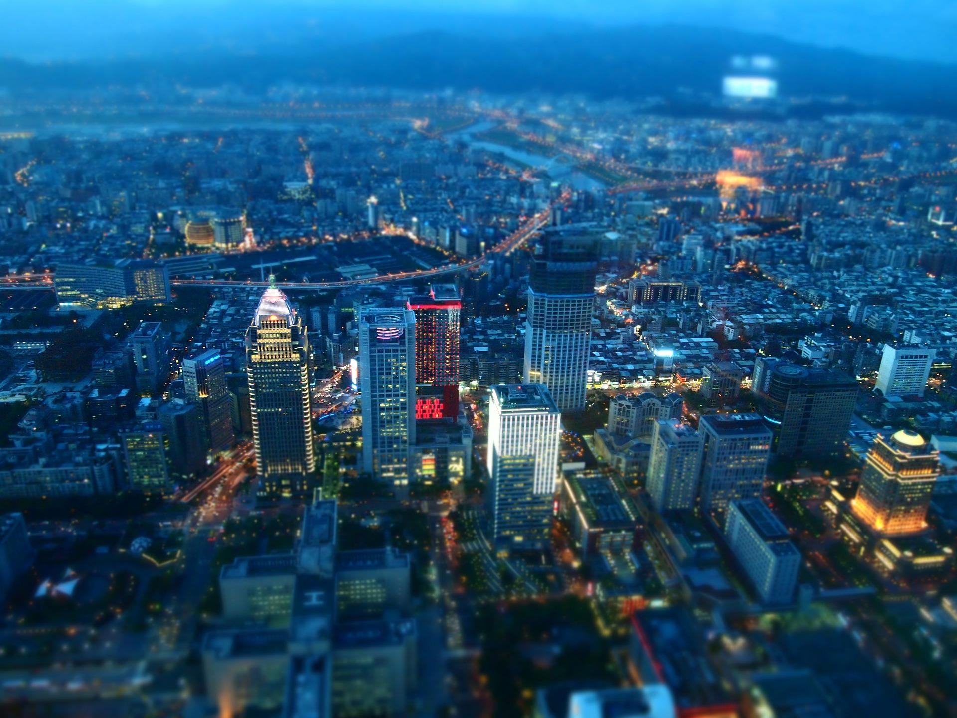 Taipei Tiltshift